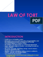 LAW OF TORT_2010