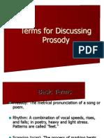 Prosody Introduction
