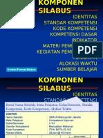 Contoh Silabus KTSP