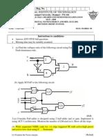 Degital System Design & HDL (ECE-208) RCS