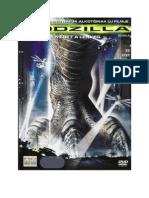 Stephen Molstand - Godzilla