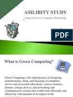 Feasilibity Study[1]