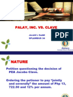 Palay, Inc. vs. Clave (LAWBUS)