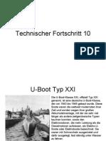 Technischer Fortschritt 10