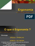 Ergonomia - QVT