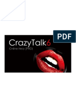 Crazytalk 6.x Pro Manual Enu
