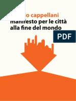Manifesto per le città alla fine del mondo