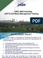 Utility ISO 14001 Training