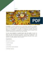 Receta de Paella