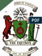 Equinox Vol1 No4