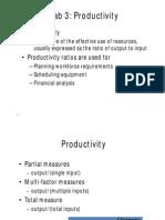 Bab 3 Productivity