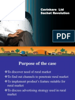 Case Study- CavinKare