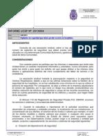 2013_004 Nº VIGILANTES DEBEN PRESTAR SERVICIOS HOPITALES