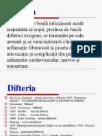 Difteria. 05.09.11