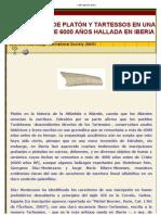 TARTESSOS Inscripcion 6000 Anos