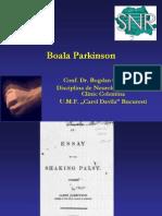Boala Pakinson