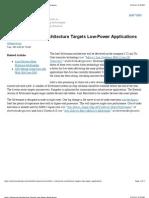 Intel LowPower Apps