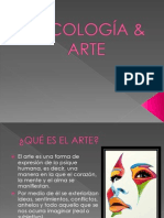 PSICOLOG+ìA & ARTE