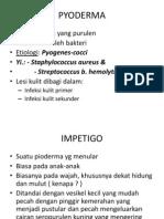 Pyoderma