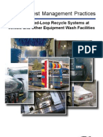 Guide BMP Closed-Loop Recycle Systems