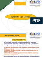 Cap8 - Equilibrio de Gas y Liquido