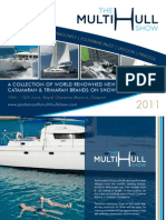 Multihull 2011 Catalogue