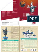 Catalog - For- Surface- Grinding -Machines- By- Kohinoor- Machine- Tools