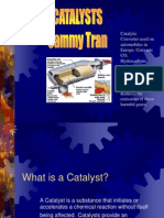 Catalyst Sp Wpt