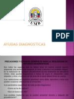 AYUDAS DIAGNOSTICAS