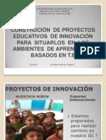 Proyecto Institucionales
