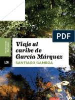 Viaje al Caribe de Garcia Marquez - Santiago Gamboa