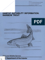 Habitat Suitability Rt