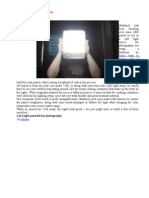 Construiti singuri-Luminini pentru fotogrfii