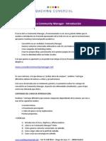 Curso Community Manager - InTRO