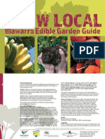 Grow Local Ill a Warra Edible Garden Guide