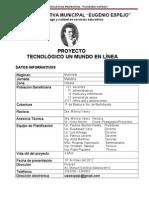 _Proyecto Tecnológico