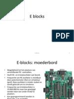 E-Blocks Met PIC16F877A