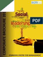 SCMHRD Brochure