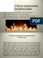 1Materi Pelatihan Pemadam Kebakaran Alat Proteksi Pada Bangunan