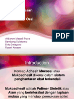 PPT Kelompok 2 Mucoadhesive Gastric SPO (FIXED)