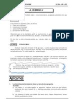 III Bim - R.V. - 3er. año - Guía 4 - La Coherencia