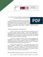 +++La Conducta_ninos_y Sus Problemas de Conducta