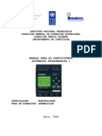 Manual de Automatas Programables. i Logo