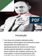 Concorrência em Schumpeter