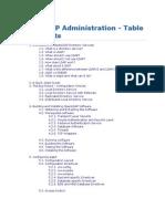 Open LDAP Administration