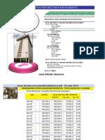 Depósitos por sector e instrumento