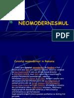 Neomodernism.prezentare