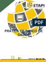 Apostila Pojeto de Banco de Dados