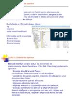 Curs 3 Sisteme de Operare - Part II
