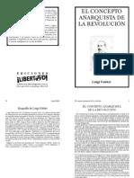 Fabbri CONCEPCIÓN ANARQUISTA DE LA REVOLUCIÓN